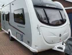 Swift Conqueror 530 Touring Caravan for sale in Worcestershire. Search and browse thousands of Touring Caravan ads on Caravansforsale.co.uk today!