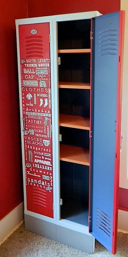 Repurposed Locker