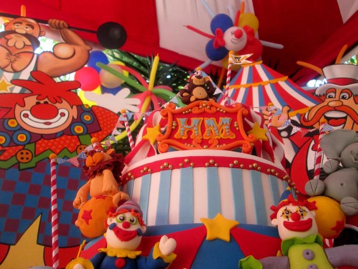 Mesa de La Torta - Fiesta de Circo