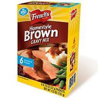 Brown gravy mix gravy and sam s club on pinterest