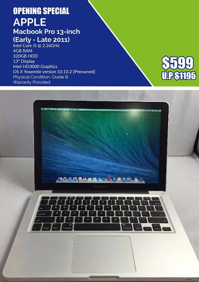 25 laptops under $500. perfect for gifts for guys or girls Wonderful Best budget laptop macbook cheap deals in Singapore 8 Aug 2016