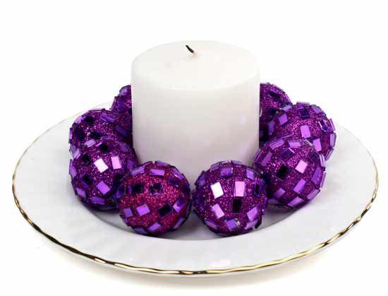 Purple Decorative Balls 5882 Best Purple My Favorite Color Images On Pinterest  All