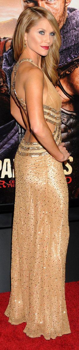 Ellen Hollman - vestido longo maravilhos  --------------------------------------------- http://www.vestidosonline.com.br/modelos-de-vestidos/vestidos-longos