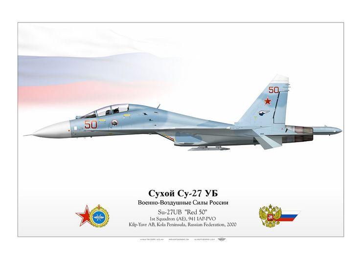 RUSSIAN AIR FORCE . ВОЕННО-ВОЗДУШНЫЕ CИЛЫ РОССИИ1st Squadron (AE), 941 IAP-PVOKilp-Yavr AB, Kola Peninsula, Russian Federation, 2000