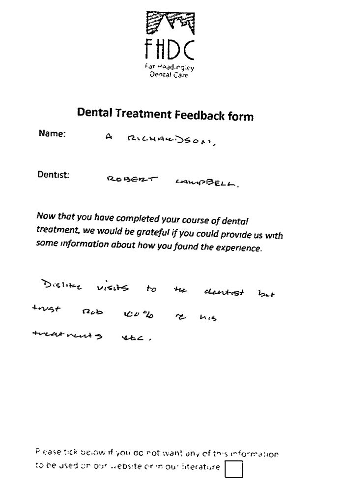 Leeds Dentist Reviews