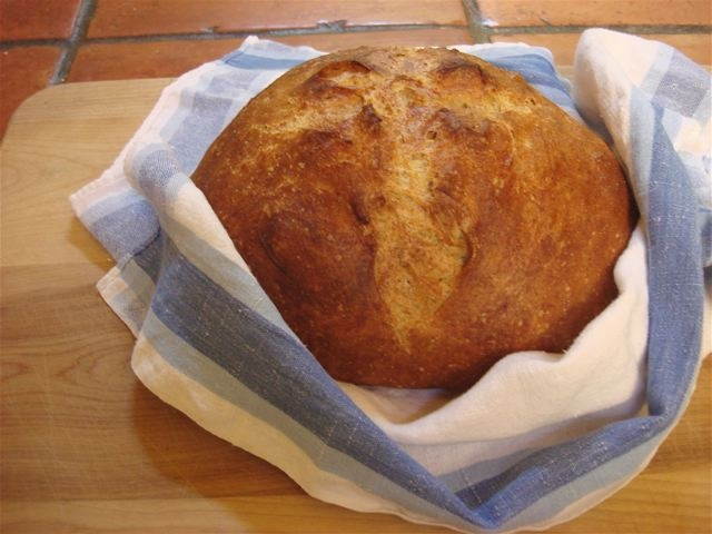 California Sourdough bread ~ No sugar, lot's of iron, low carb and soooo tasty!