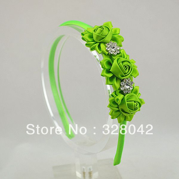 Cheap flowers plastic, Buy Quality rosette design directly from China rosette mold Suppliers: Trail order Triple chiffon flowers hairband fabric flower with pearl centre headband hair accessory 20pcs/lotUS $
