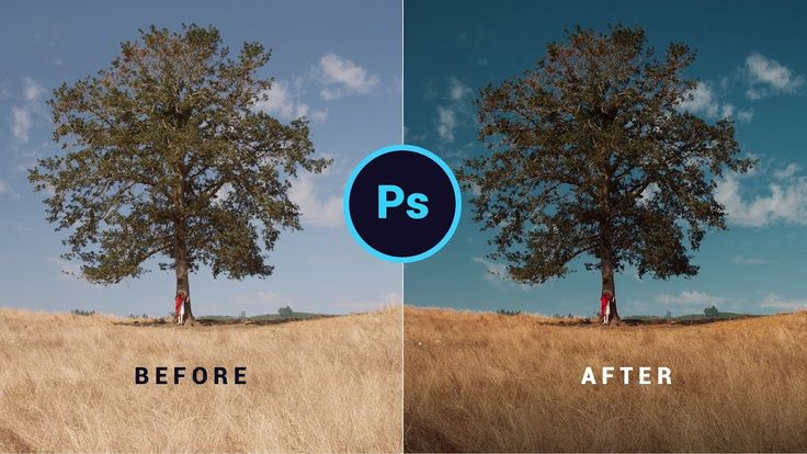 How to Advanced Color Correction  in Photoshop CC | Camera RAW Filter