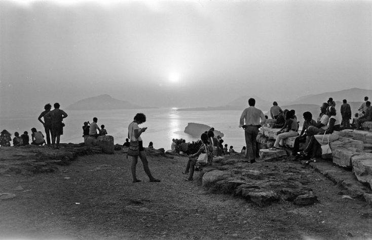 Σούνιο 1971 Ι. ΛΑΜΠΡΟΣ - Μουσείο Μπενάκη