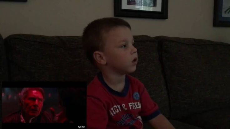 A three-year old's hilarious reaction to Han Solo's death