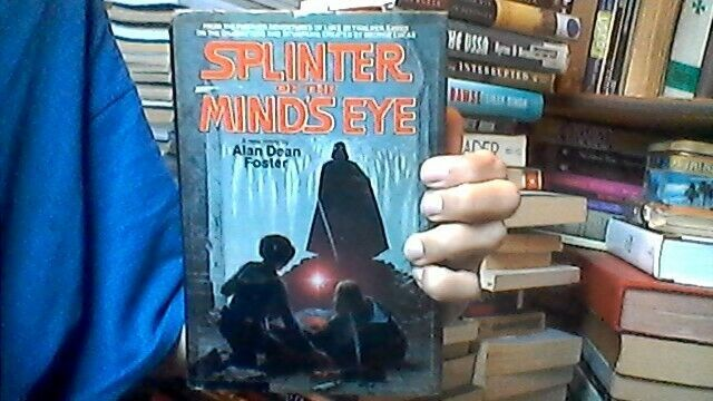 Splinter Of The Mind S Eye By Alan Dean Foster Star Wars