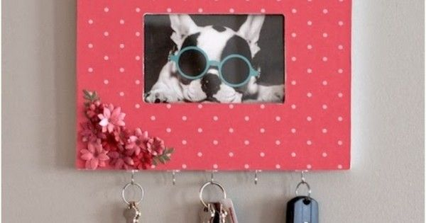 Top 10 Decorative DIY Key Holders – Top Inspired