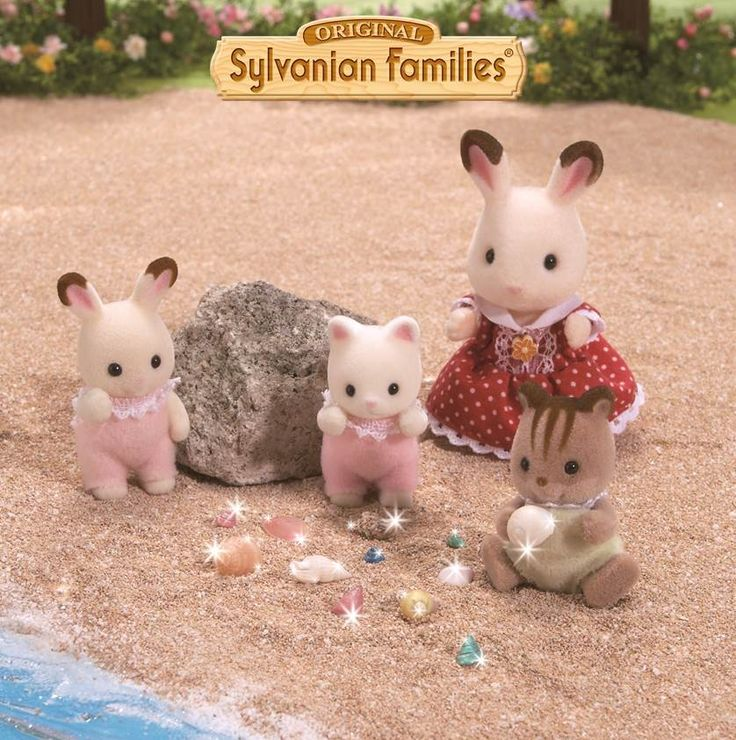 316 Best Calico Critters Babies Images On Pinterest
