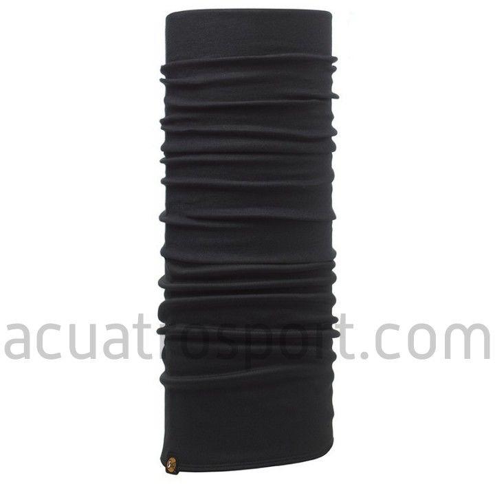 Tubular Cyclone Buff cortavientos en color negro.   Dos capas de microfibra que crean una cámara de aire para mantener la temperatura corporal.   Tecnología WIND-STOPPER que ofrece la máxima resistencia al viento. http://acuatrosport.com/producto/_/braga-buf-buff-cyclone-buff-negro-sin-perfil.html