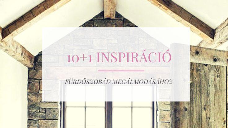 INSPIRÁCIÓK.HU Kreatív lakberendezési blog, dekoráció ötletek, lakberendező tanácsok: FÜRDŐSZOBA ÖTLETEK