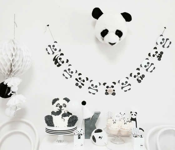 10 Monochrome Party Ideas | Tinyme Blog