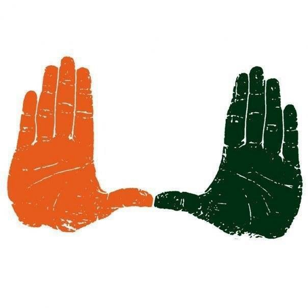 I should put this on Canvas!! The U - Canes - Miami Hurricanes