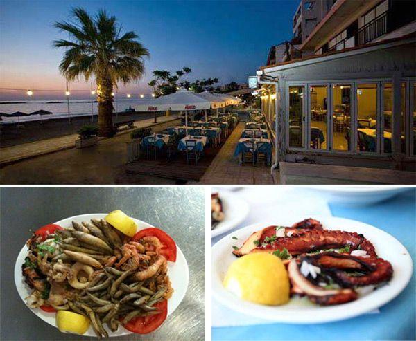 Akrogiali Fish Restaurant