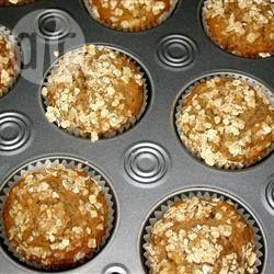 Appel-banaan cupcakes