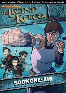 Amazon.com: The Legend of Korra - Book One: Air: Janet Varney, Dee Bradley Baker, Jeff Bennett, David Faustino, P.J. Byrne, J.K. Simmons, Se...