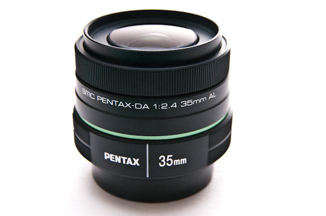 SMC DA 35mm F2.4 AL