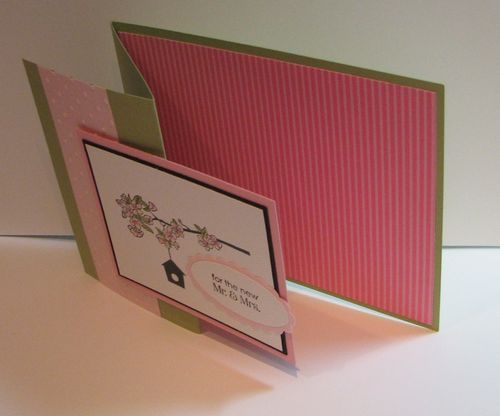Best CardsFancy Folds Images On   Folded Cards