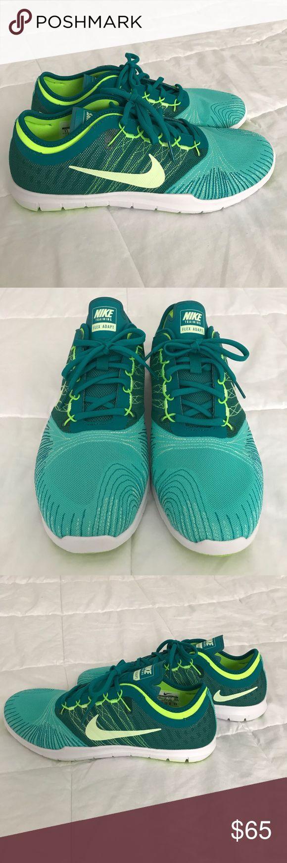 Women's Nike Flex Adapt Training Shoes. Size 9.5 Brand New. Designed for Training. Nike Shoes