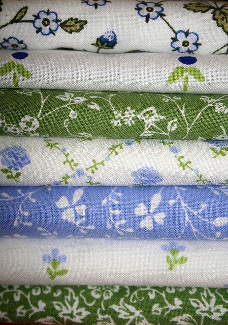 Vintage Laura Ashley Selection by janeych, via Flickr