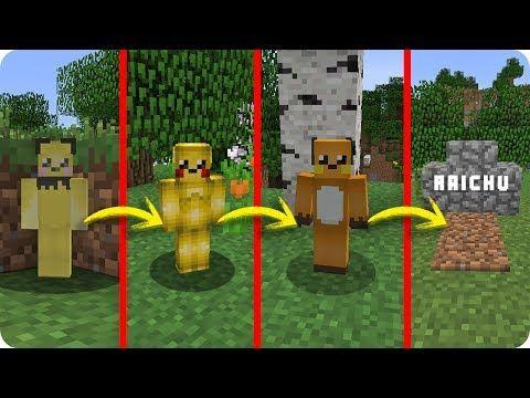 POKÉMON PIKACHU VS LA VIDA EN MINECRAFT | SI EL CICLO DE VIDA EXISTIESE EN MINECRAFT - VER VÍDEO -> http://quehubocolombia.com/pokemon-pikachu-vs-la-vida-en-minecraft-si-el-ciclo-de-vida-existiese-en-minecraft    El Pokémon Pikachu de Minecraft se vuelve viejo, envejece con el tiempo en Minecraft! Nace como bebé Pichu y va creciendo hasta envejecer como Raichu y morir! El ciclo de vida en Minecraft! ====================================== ► MIS CANALES: ► CANALES DE