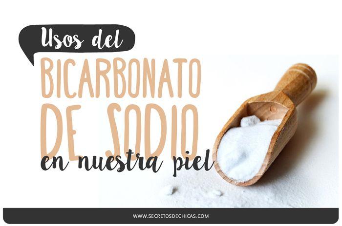 ¿Sabéis que podemos usar el bicarbonato de sodio para nuestra piel? ¡Tiene muchos beneficios y nos puede aportar mucho! ¡Vamos a verlo! 1.Como exfoliante.Debido a su textura y composición, lo podemos utilizar así. Solo hay que mezclar un poco de bicarbonato de sodio con agua, y hacernos una mascarilla. Podéis acompañarla de algún otro ingrediente …