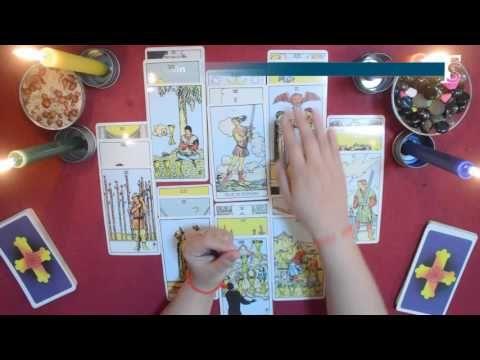 Horóscopo Géminis noviembre 2016 en el Amor - Tarot