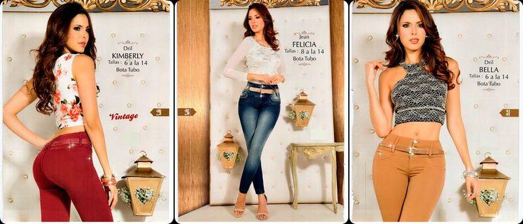 141139 - Jeans VENTA POR CATALOGO