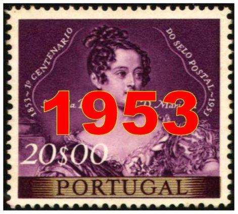 Ano 1953 - Year 1953