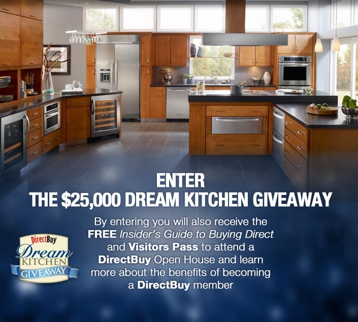 For All The Kitchen Lovers Out There Here Is A Chance To Win Your Dream