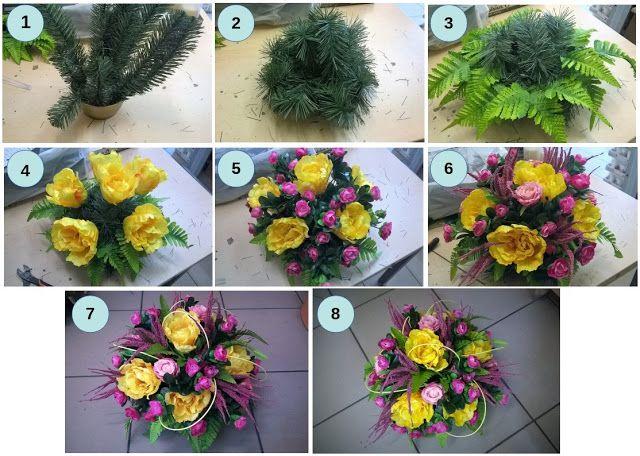 Kwiatorium: Jak zrobić kompozycje na podkładzie choinkowym?