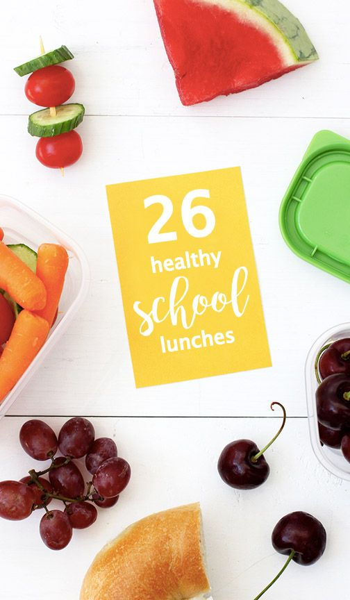 We're here to make back-to-school meal prep a breeze. With combinations including tortilla roll-ups, chicken pita pockets, and pasta salads, each meal is made simple thanks to packing ideas from Rubbermaid LunchBlox®. Check out these 26 healthy school lunches for more easy, kid-friendly dish inspiration!