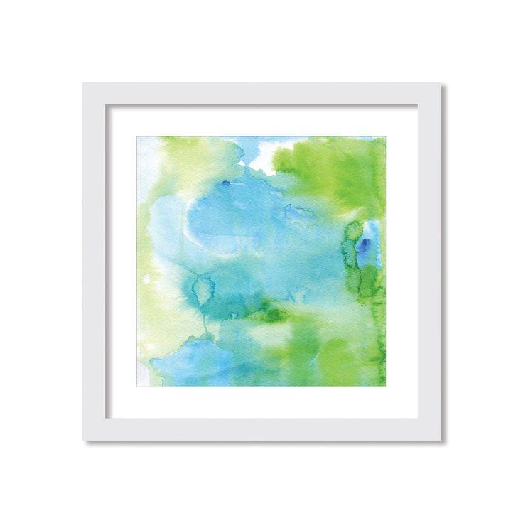 Deluxe Living - 'Tallulah' Watercolour Framed Artwork, $74.95 (http://www.deluxeliving.com.au/tallulah-watercolour-framed-artwork/)