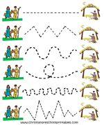http://www.christianpreschoolprintables.com/Worksheets.html