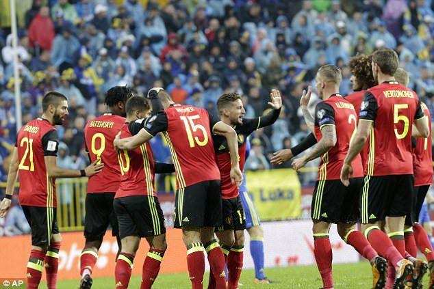 sports gossip,highlights: Bosnia-Herzegovina vs Belgium – Highlights
