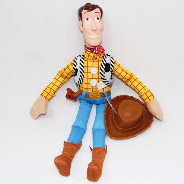 Barato 40 cm Toy Story 3 Woody Ação WOODY Figura de Brinquedo PP Algodão Boneca de Pelúcia Brinquedos de Pelúcia Para Presente de Natal Das Crianças, Compro Qualidade Figuras de ação & Toy diretamente de fornecedores da China: 40 cm Toy Story 3 Woody Ação WOODY Figura de Brinquedo PP Algodão Boneca de Pelúcia Brinquedos de Pelúcia Para Presente de Natal Das Crianças