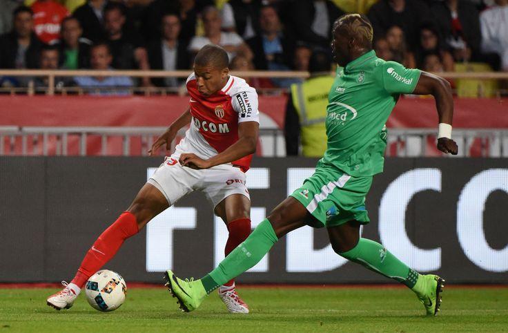 @Monaco Kylian #Mbappe #L1 #Ligue1 #ASMASSE #ASMonacoChampi8ns #MakeHistory #ASMonaco #Monaco #UniqueForever #AllezMonaco #DagheMunegu #9ine