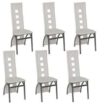 6 Esszimmerstühle Hochlehner Essgruppe Sitzgruppe Küchen Stuhl Gruppe Stühle #Ssparen25.com , sparen25.de , sparen25.info