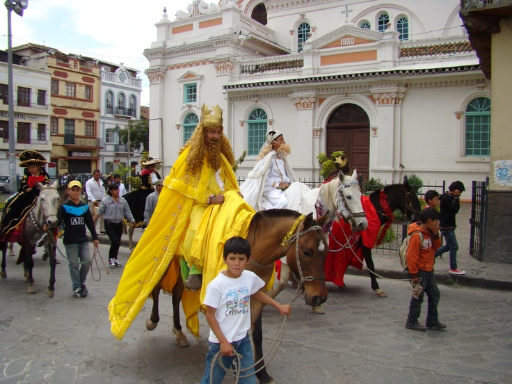 Christmas in Ecuador. | Christmas in South America | Pinterest ...