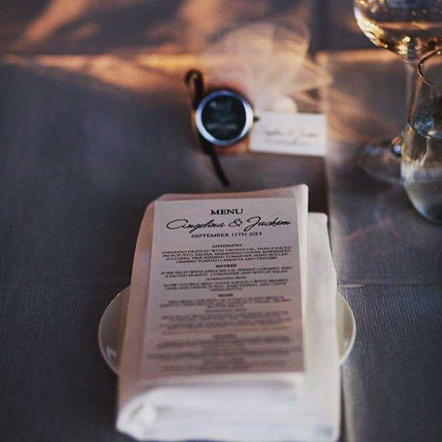 Customised Menu's for your wedding or any special event #menu #inspireddesignpreston #weddinginvitations #weddingstationery #menucards #weddingmenus #Regram via @inspireddesigninvites