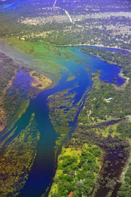 Okavango Delta Botswana | Recent Photos The Commons Getty Collection Galleries World Map App ...