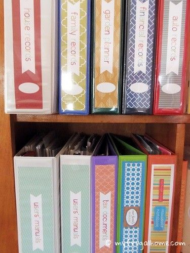 Customize Your Own Binders, used 2015 for all my recipe binders. Customized to our kitchen love it! Favorite!