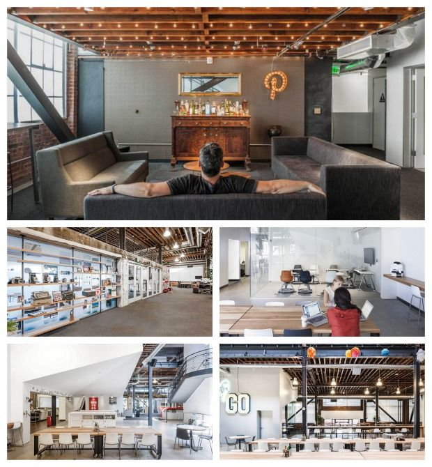 63 best images about oficinas creativas on pinterest for Oficinas google barcelona