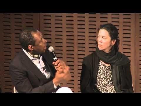 #ART | Hans Haacke | Okwui Enwezor discusses Hans Haacke at MoMA New York