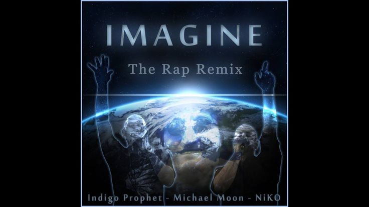 """Hey guys, check the official video for #Imagine, the Rap Remix, by #IndigoProphet, #Niko and Michael Moon here:  https://www.youtube.com/watch?v=M3hXcR68hF4&feature=youtu.be&utm_content=buffer75a0a&utm_medium=social&utm_source=pinterest.com&utm_campaign=buffer  Indigo Prophet, a.k.a. Tarek """"Bliss"""" Bibi, is committed to exposing the lies and sharing the truth through his music to help empower us to create the world we desire.  Subscribe to…"""