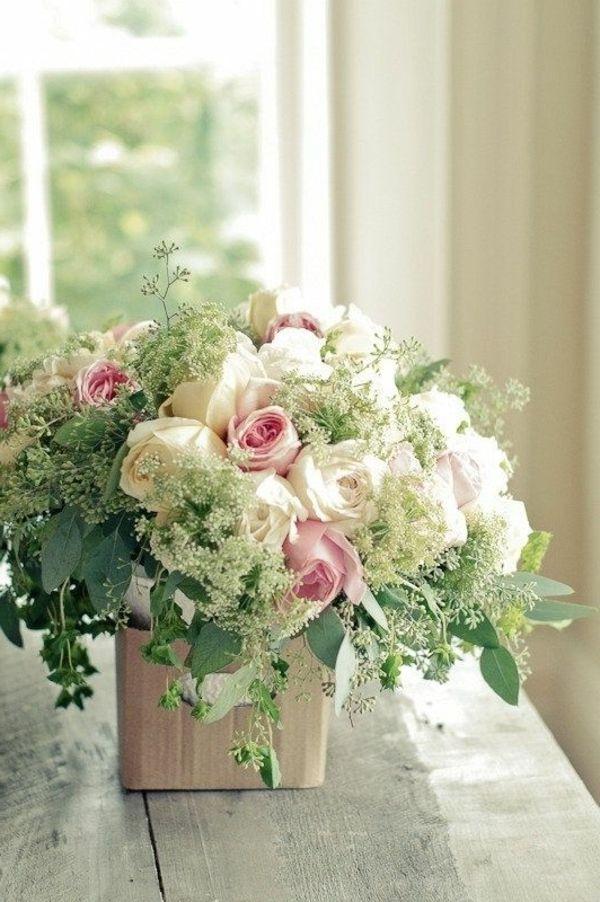 Composition floral très jolie
